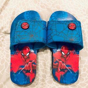NWT Spider-Man Disney store slides